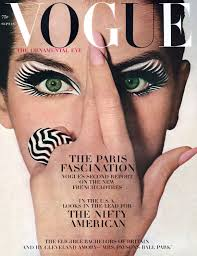 vogue old issue