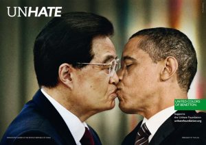 Unhate campaign Benetton