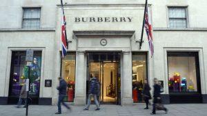 burberry shop